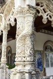 Palace Hotel de Bussaco foto de archivo libre de regalías