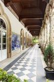 Palace Hotel de Bussaco imagenes de archivo