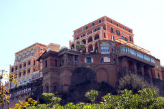 Palace Hotel Sorrento Italy Royalty Free Stock Image