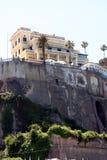 Palace Hotel Sorrento Italy Royalty Free Stock Images
