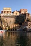 Palace Hotel Sorrento Italy Stock Photo