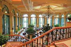 The Palace Hotel, South Africa Royalty Free Stock Photo