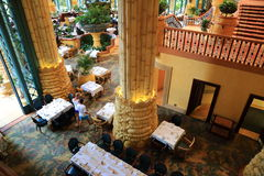 The Palace Hotel, South Africa Stock Images