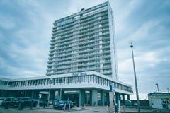 Palace Hotel in Zandvoort, Holland stockfoto