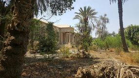 A Palace I visited at Egypt cairo Stock Photos
