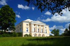 Palace In Pavlovsk Park Stock Image