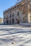 Palace of the Infantry, Guadalajara, Spain Royalty Free Stock Photos