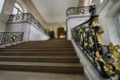 Palace interior royalty free stock photography