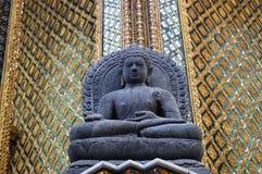 PALACE INTERIOR IN曼谷泰国国王 库存照片