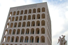 Palace of Italian Civilization Stock Photography
