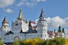 Palace in Izmailovo Stock Photography