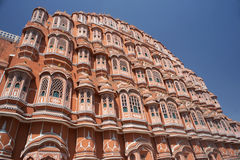 Palace in Jaipur Stock Image