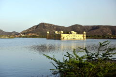 Palace Jal Mahal India Royalty Free Stock Images