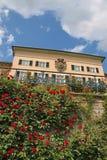 Palace of Johannisberg. In the Rheingau, Hesse, Germany Royalty Free Stock Photos