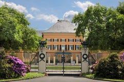 Palace of Johannisberg. In the Rheingau, Hesse, Germany Royalty Free Stock Images