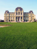 Palace of Justice, Lausanne CH royalty free stock photo