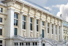 Palace of Justice in Paris. Stock Images