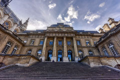 Palace of Justice - Paris, France Royalty Free Stock Photo