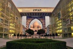 Palace of Justice, Putrajaya Stock Image