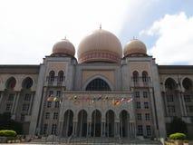 Palace of Justice in Putrajaya, Malaysia Royalty Free Stock Photography