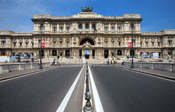 The palace of Justice in Rome. Stock Photography