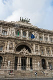 Palace of Justice in Rome Stock Photography