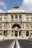 The Palace of Justice in Rome Royalty Free Stock Image