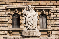 Palace of Justice in Rome, Italy Stock Image