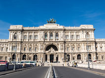 Palace of Justice, Rome Royalty Free Stock Photo