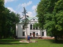 Palace in Józefów nad Wisłą, Poland Stock Image