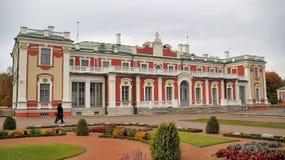 Palace Kadriorg Royalty Free Stock Photo
