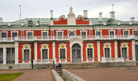 Palace Kadriorg Royalty Free Stock Photo