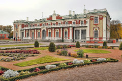 Palace Kadriorg Stock Images