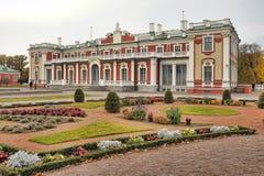 Palace Kadriorg Stock Images