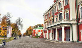 Palace Kadriorg Royalty Free Stock Photography