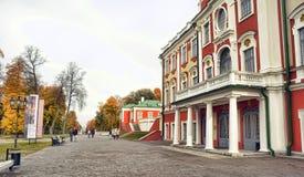Palace Kadriorg Royalty Free Stock Photography