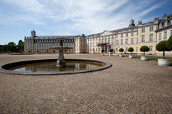 Palace at Karlsruhe Germany Royalty Free Stock Image