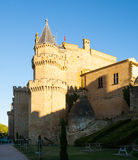 Palace of the Kings of Navarre at Olite Stock Images