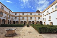 Palace of the Knights Templar in Tomar, Portugal Royalty Free Stock Image
