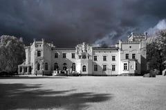 Palace in Krześlice (Krzeslice) Stock Images