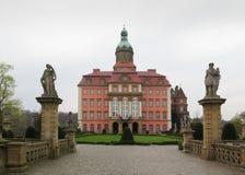 Palace Ksiaz (Furstenstein) - castle in Walbrzych in Lower Silesian Voivodeship, Poland Royalty Free Stock Photos