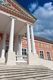 Palace in Kuskovo Royalty Free Stock Photography