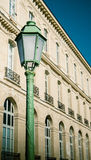 Palace Lamppost Royalty Free Stock Photos