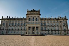 Palace, Landmark, Château, Stately Home royalty free stock image