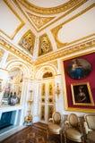Palace Lazienki Royalty Free Stock Images