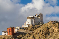 Palace in Leh Royalty Free Stock Photography