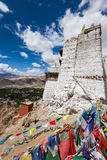Palace in Leh Royalty Free Stock Image