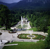 Palace Linderhof. In Bavaria, Germany Royalty Free Stock Images