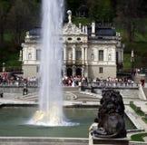 Palace Linderhof Royalty Free Stock Photos