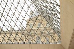 Palace Louvre Royalty Free Stock Photos